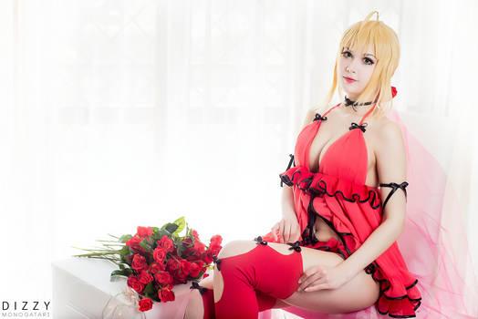 Fate/Extella - Saber Nero (Babydoll version) 3