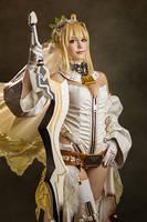 Fate/Grand Order - Saber Nero Bride 4 by KiaraBerry