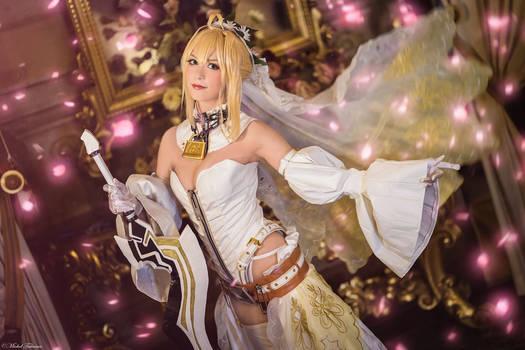 Fate/Grand Order - Saber Nero Bride 5
