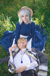 Howl's Moving Castle - Howl and Sophie