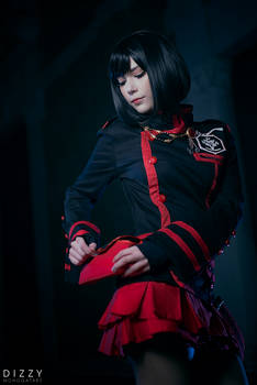D.Gray-man - Lenalee Lee 2 by KiaraBerry