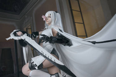 Drakengard 3 - Zero 5 by KiaraBerry
