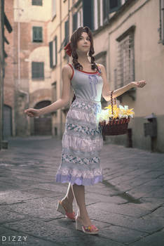 FFVII Crisis Core - Aerith Gainsborough 20