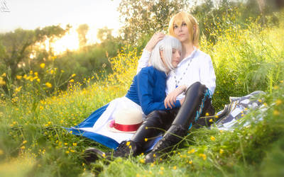 Howl's Moving Castle - Howl and Sophie 4