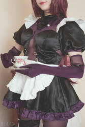 Fate/Grand Order - Scathach maid 5