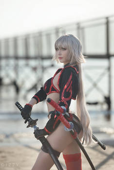 Fate/Grand Order - Jeanne Alter Berserker