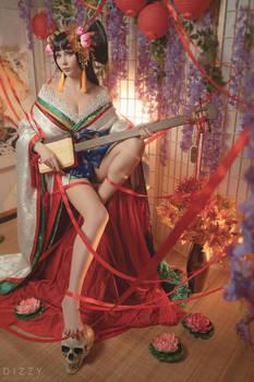 Zone00 - Mayoko Okino (Kimono ver.) 3
