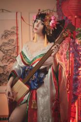 Zone00 - Mayoko Okino (Kimono ver.) 4