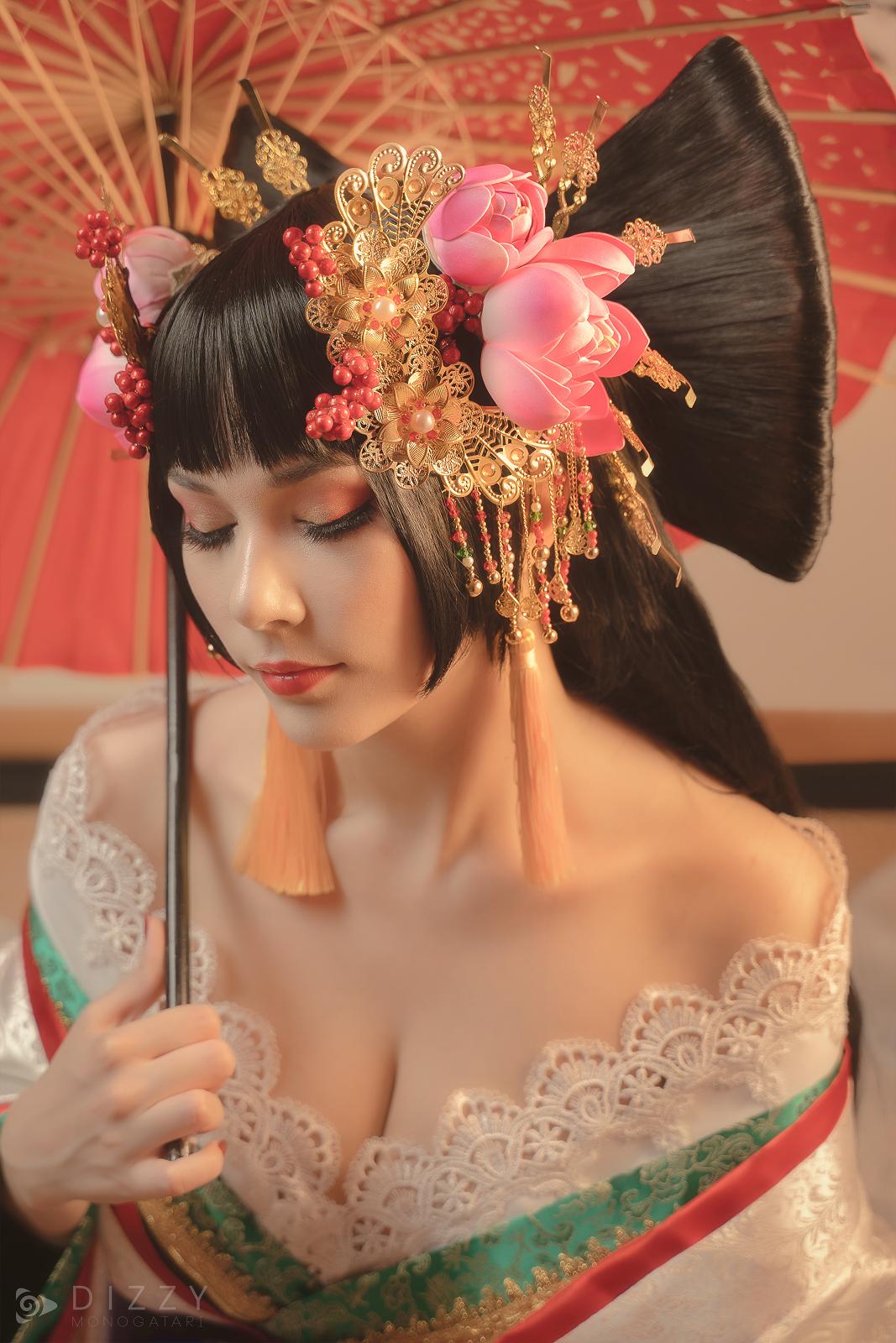 Zone00 - Mayoko Okino (Kimono ver.) 7
