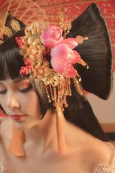 Zone00 - Mayoko Okino (Kimono ver.) 8
