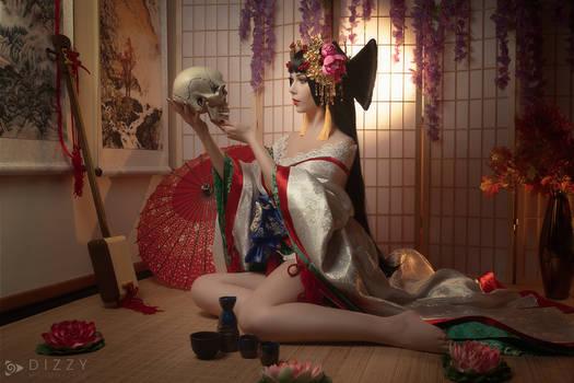 Zone00 - Mayoko Okino (Kimono ver.) 9