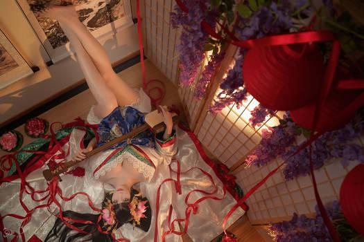 Zone00 - Mayoko Okino (Kimono ver.) 10
