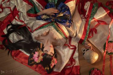 Zone00 - Mayoko Okino (Kimono ver.) 11