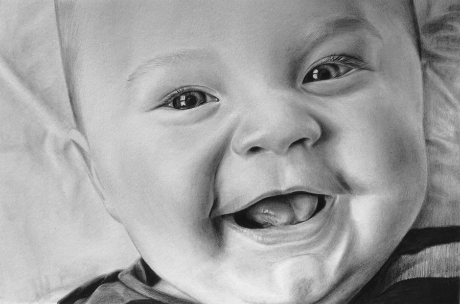 A Childs Smile by AlexanderLevett