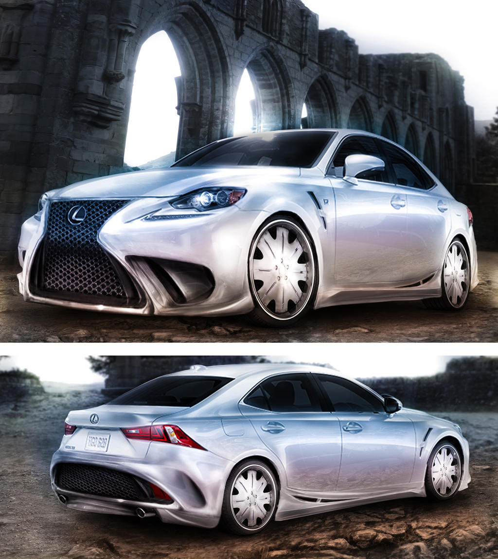 LEXUS IS by AlexanderLevett