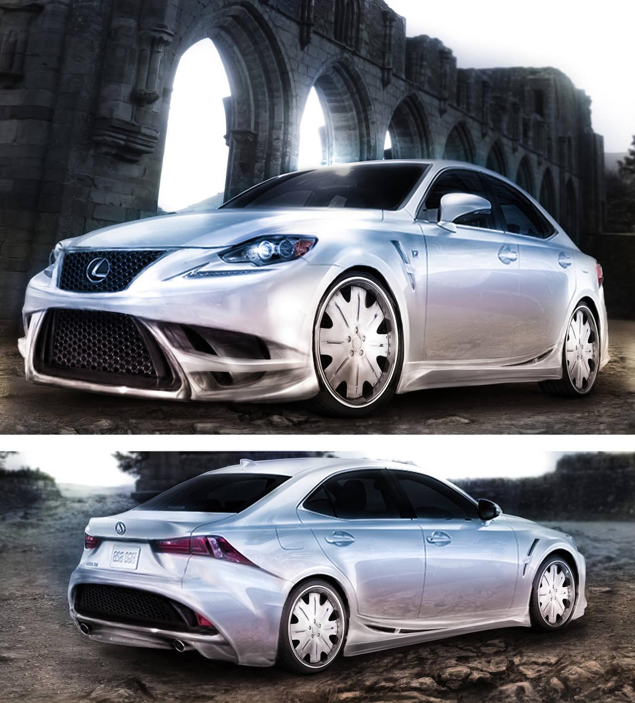 Lexus IS 2 by AlexanderLevett