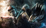 Riddick Artwork (drawn by Alexander Levett)