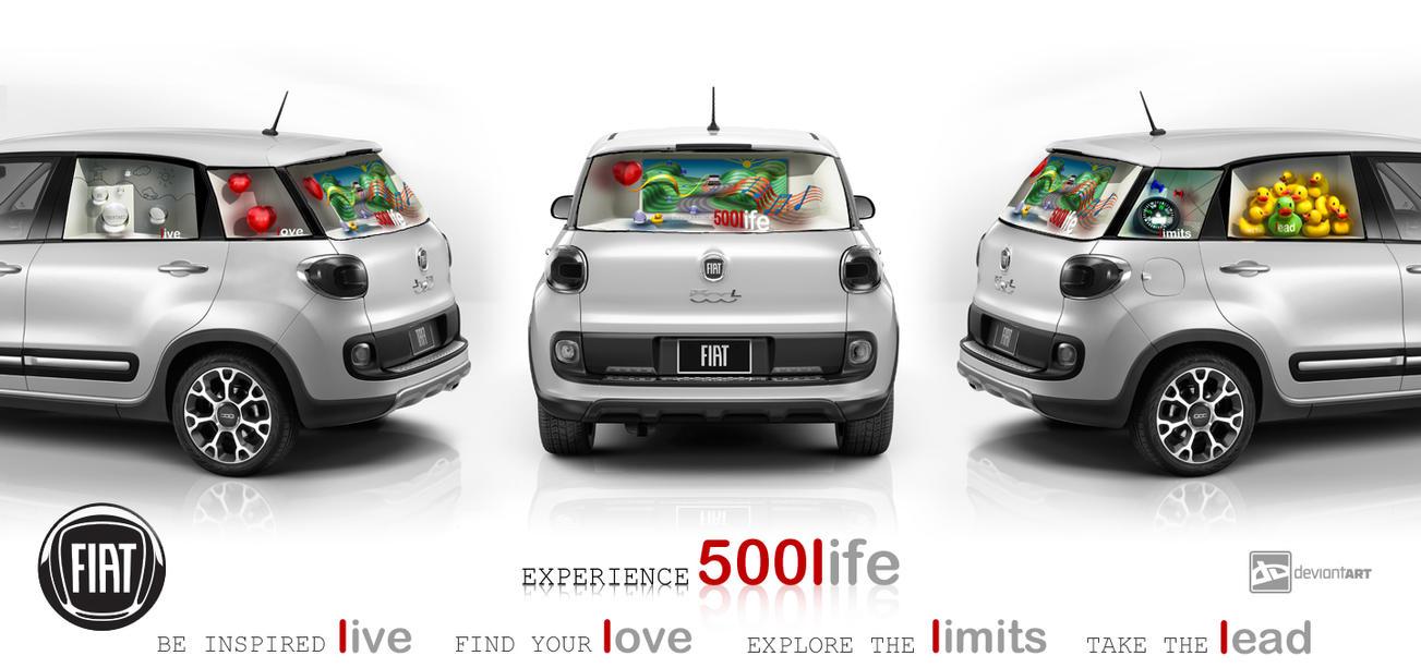EXPERIENCE 500life by AlexanderLevett