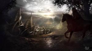 The Rider by AlexanderLevett
