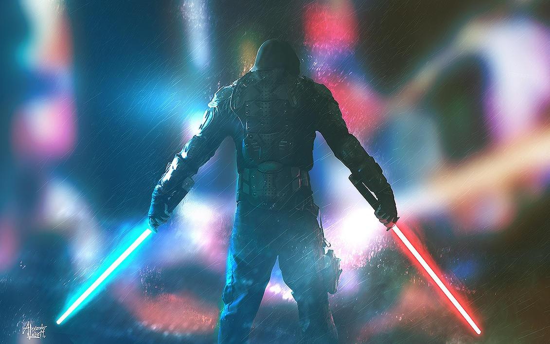 Star Wars by AlexanderLevett