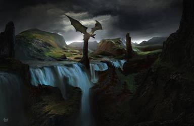 Dragon Watch by AlexanderLevett