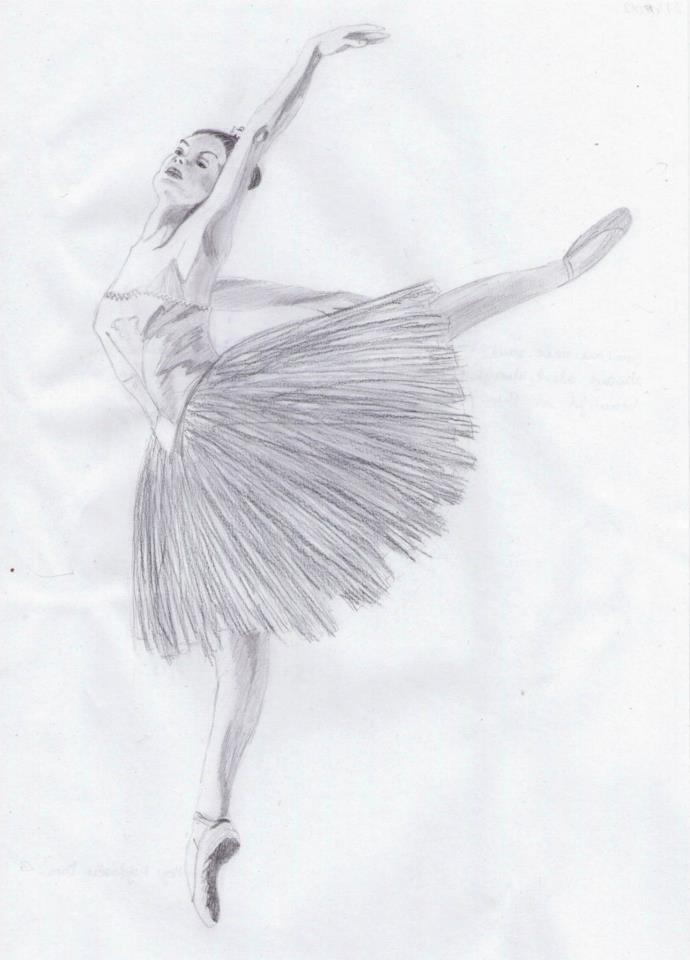 Ballerina by Baricka