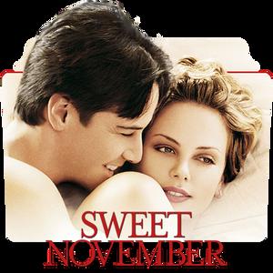 Sweet November (2001) Movie Folder Icon