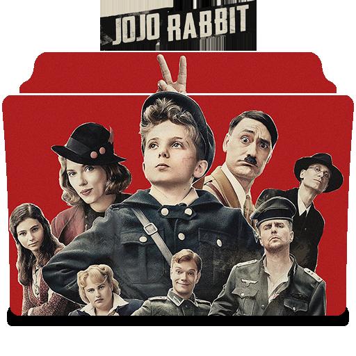 Jojo Rabbit (2019) Movie Folder Icon by Nandha602 on DeviantArt