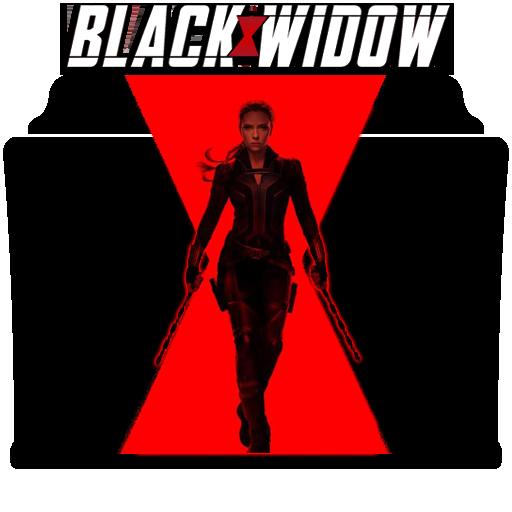 Black Widow 2020 Movie Folder Icon V1 By Nandha602 On