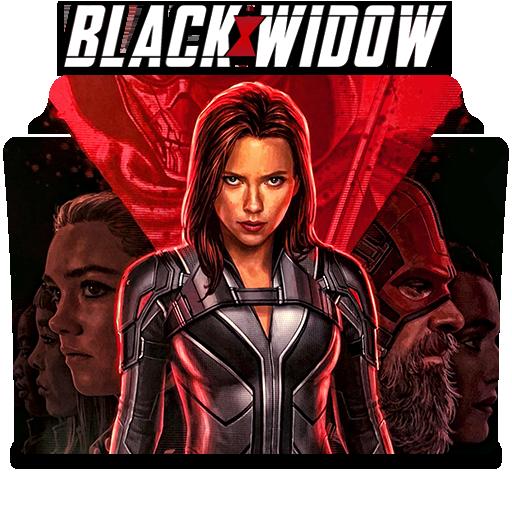 Black Widow 2020 Movie Folder Icon V2 By Nandha602 On