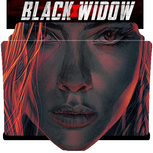 Black Widow 2020 Movie Folder Icon V3 By Nandha602 On