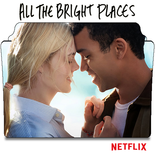 All The Bright Places 2020 Movie Folder Icon By Nandha602 On Deviantart
