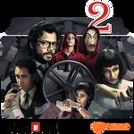 La Casa De Papel / Money Heist s02 Folder Icon