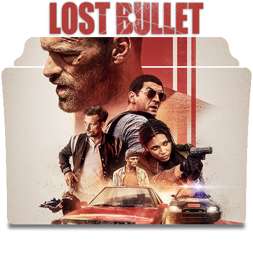 Lost Bullet 2020 Movie Folder Icon V1 By Nandha602 On Deviantart