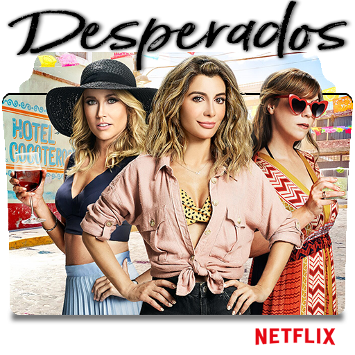 Desperados 2020 Movie Folder Icon By Nandha602 On Deviantart