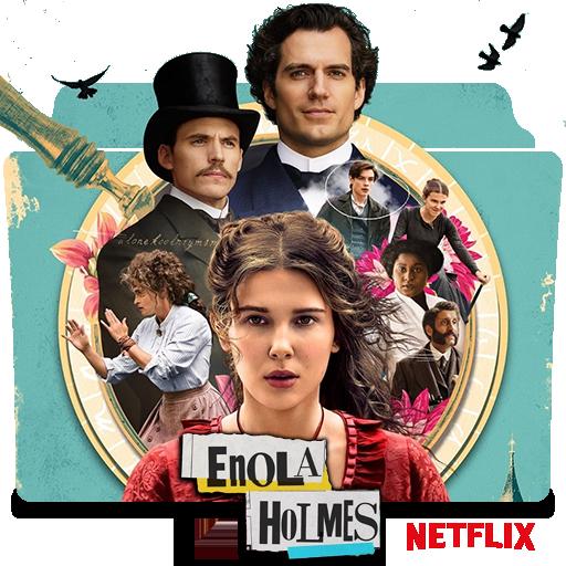 Enola Holmes (2020) Movie Folder Icon by Nandha602 on DeviantArt