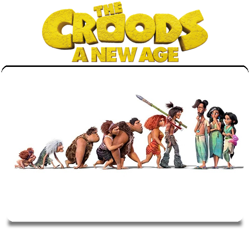 The Croods A New Age 2020 Movie Folder Icon V1 By Nandha602 On Deviantart
