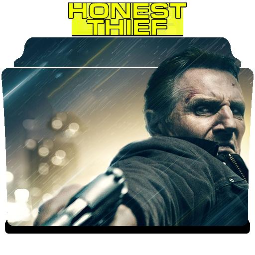 Honest Thief 2020 Movie Folder Icon By Nandha602 On Deviantart