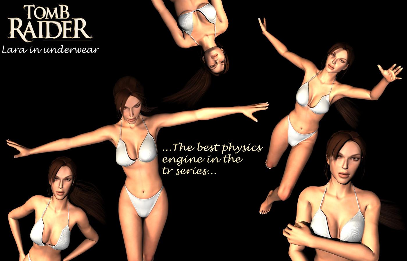 Tomb Raider : LIU 4 By Noonbob On DeviantArt