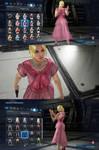 Tekken 7 Nina Williams (Kazumi) Skirt+Top Mod