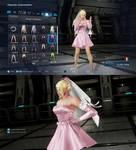 Tekken 7 Nina Formal Skirt Mod