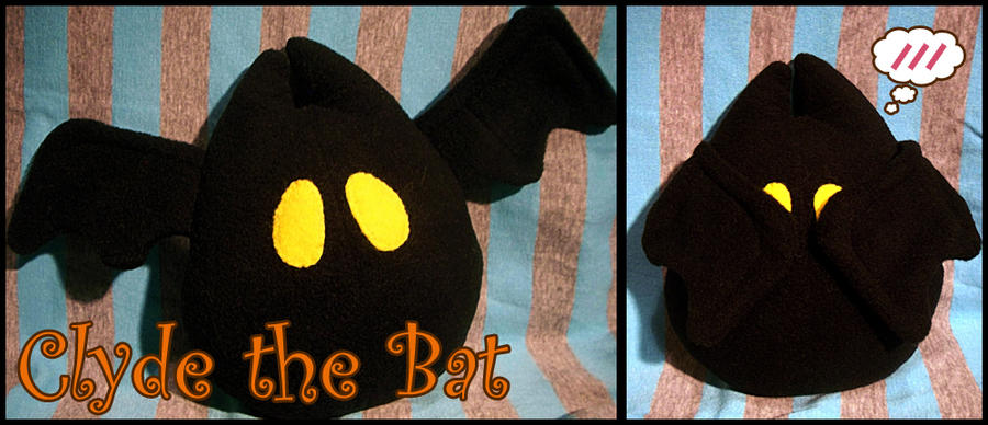 Clyde the Bat by Kelzky
