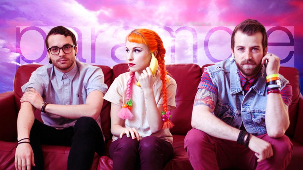 Paramore Wallpaper By Helloimnaya