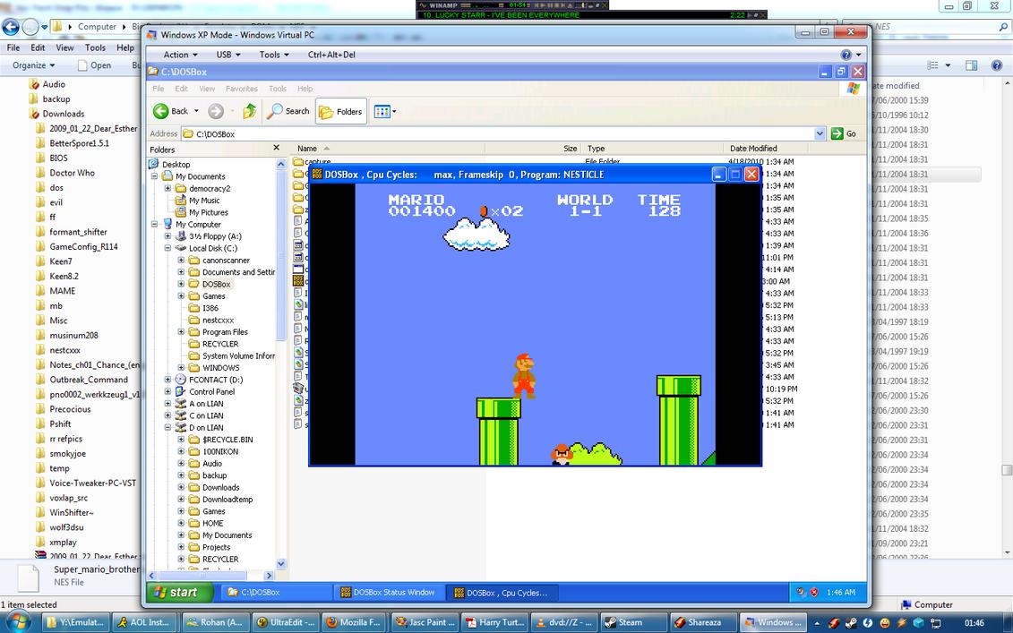 Emulation Overkill by Roxor128