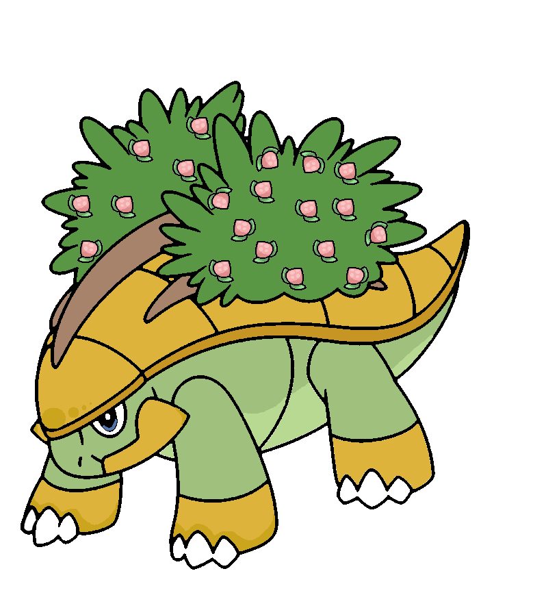 Grotle Images | Pokemon Images