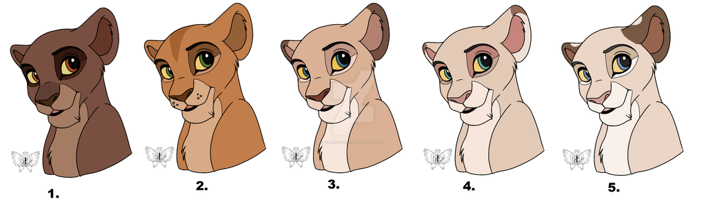 Cute Cub Adopts (GONE) by Claire-Cooper
