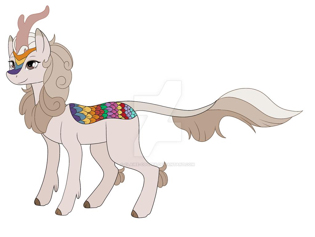 Rainbow Kirin OTA by Claire-Cooper