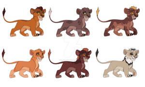 Cub Adopts