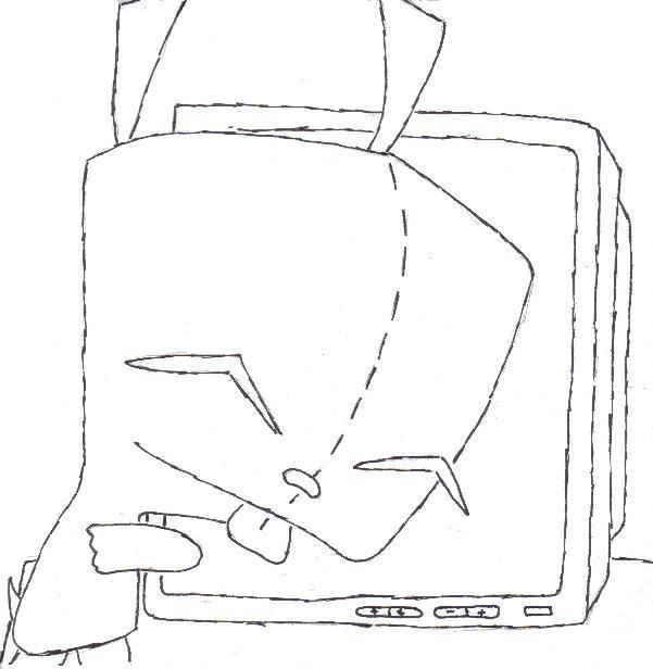We Love TV by DoomOfDoomyDoom