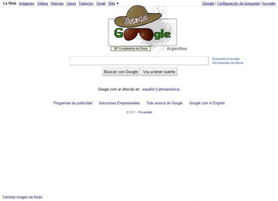 Google Dross by AlvZul